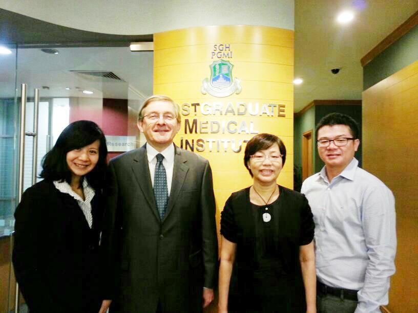 2013 Professor Anthony R. Leeds Asean