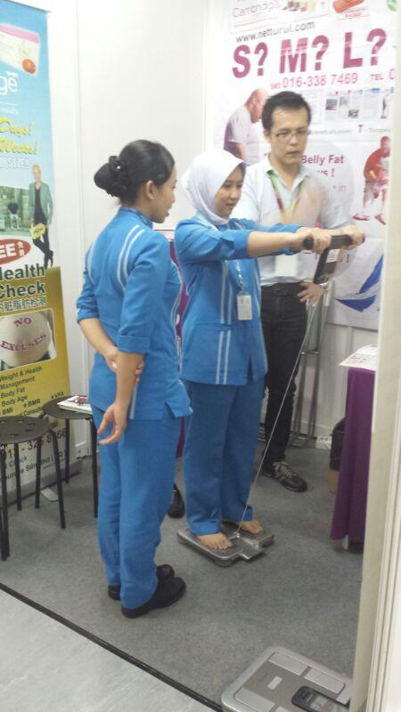2014 CWP Medical Mobile Clinic In Nutrition & Dietetics